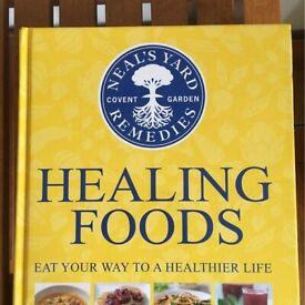Neal's yard healing foods recipe book
