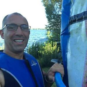 Windsurfing adventure tour/ lesson $130 for 2- 3 hours of fun! Kawartha Lakes Peterborough Area image 1
