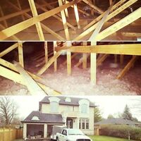 IS YOUR HOMECOLD? ATTIC INSULATION CALL NOW AND SAVE