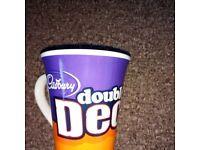 Cadburys Double Decker 2013 Cup