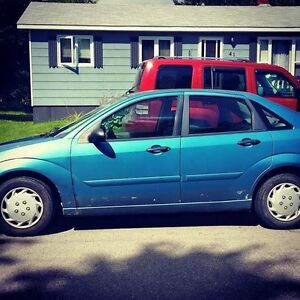 Ford Focus for Parts & Tires, Need Gone ASAP, $500 obo