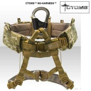 NEW CTOMS M-HARNESS QRPS KIT 24011-HC-MC 149287574 RESCUE EMS MILITARY