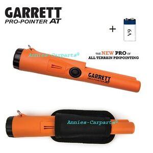 Garrett Pro-Pointer AT Pin Pointer Metalldetektor Metallsuchgerät PinPointer