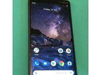 Nokia 7 Plus - 64GB - Black/Copper (Unlocked) Smartphone.Ram-4 Gb