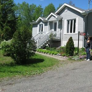 maison a vendre lac Pierre-Paul Saint-Tite