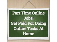 £210 Part Time For Completing Online Tasks - Immediate Start