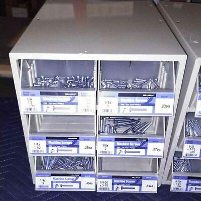 Hillman Hardware Parts Storage Drawers Cabinet