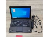 LENOVO THINKPAD WITH CHARGER RECEIPT & SHOP WARRANTY