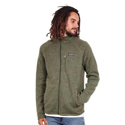 New Patagonia Better Sweater Fleece Jacket Light Weight Men's Industrial Green