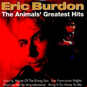 ERIC BURDON THE ANIMALS GREATEST HITS CD Album MINT/MINT/MINT *