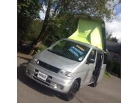 HI SPEC MAZDA BONGO 2.5 TD 4WD DAY CAMPER/BRAND NEW KITCHEN CONVERSION/COOLANT ALARM FITTED