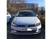 Volkswagen, POLO, Hatchback, 2020, Manual, 999 (cc), 5 doors