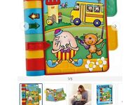 VTech Nursery Rhymes Book BRAND NEW WITH BOX Worth £11