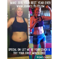 FREE TRIAL Lose weight, Get Healthy, First Month Free!