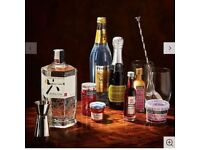 John Lewis/Waitrose.Gin Experience box.in.your.own home.. pick up ek