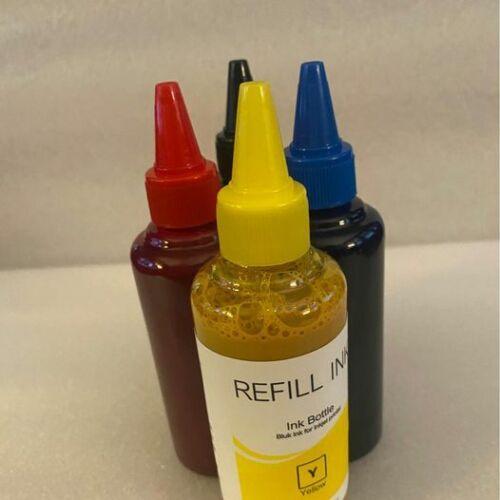 400 ml Sublimination Ink - 4 Epson bottles