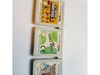 3ds mario games all for £30