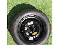 Spare Wheel Dunlop SP Sport 300 195/65/R15
