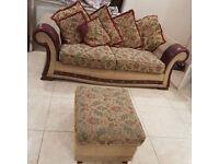fabric sofa for sale