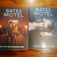 Bates Motel Seasons 1 and 2 DVDs for sale