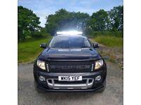 Ford, RANGER, Pick Up, 2015, Manual, 3.2 Wildtrack no vat