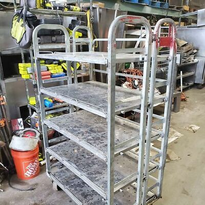 Steel Stock Carts