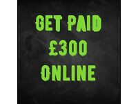 £225 Online Part Time From Home Immediate Start No Experience Required