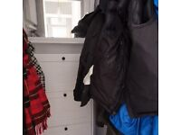 Shoe cabinet with 3 compartments BRUSALI IKEA