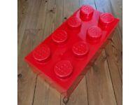 Large Lego Brick storage box