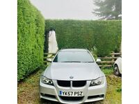 BMW 3 SERIES 320i M SPORT TOURING 2007 - spares or repairs