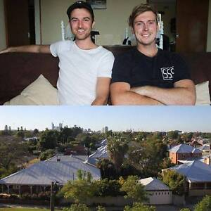 ROOM AVAILABLE IN APARTMENT OVERLOOKING CITY CLOSE TO CURTIN Victoria Park Victoria Park Area Preview