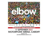 Elbow Cardiff Tickets 17th Sept