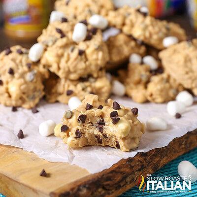No Bake Avalanche Cookies Vanilla Chocolate Chips