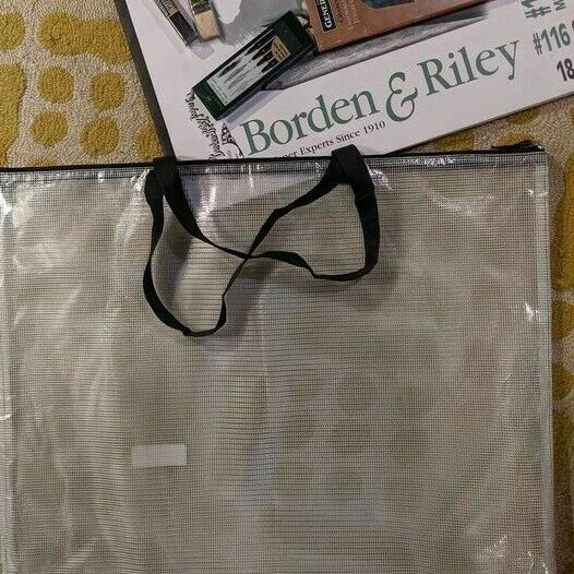 Borden And Riley College Drawing Art Kit  - $50.00