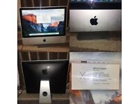 "Apple iMac 24"" Computer All in One Desktop 2009 2.93ghz Core2Duo 8GB Ram 640GB HD El Capitan"