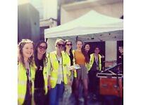 Volunteer for Brighton Fringe