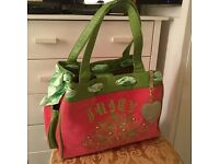 Genuine authentic Juicy Couture handbag