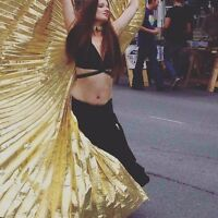 Bellydance Day and evening classes - with sarah rudnicki