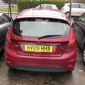 Ford Fiesta 1.4 TDCi 1year MOT, new model NEW 12 MONTHS MOT only £20 tax a year £1950