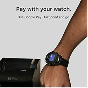 Ticwatch Pro Smartwatch with extra band for sale