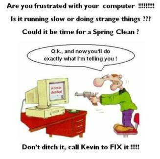 """Laptop / PC Repairs & Virus clean - All Suburbs """"we come to you"""" Belmont Brisbane South East Preview"""