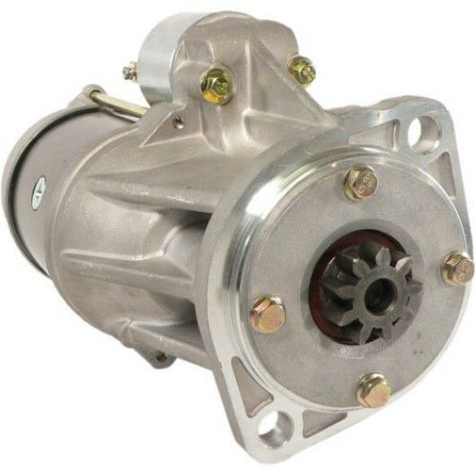 New 12 Volt 2.2KW Starter Fits Thermo King Yanmar SB-200 SB-210 SB-310 486 DSL