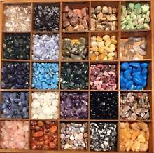 Approx. 80kg of tumbled crystals and gem stones new age Murwillumbah Tweed Heads Area Preview