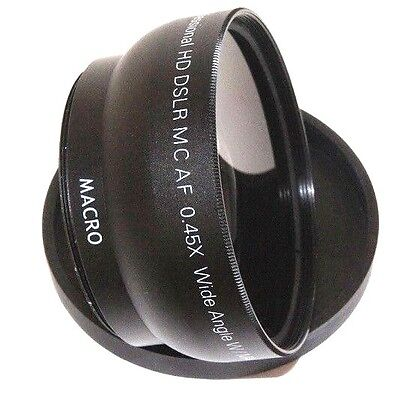 Hi Definition Wide Angle With Macro Lens For Kodak Pixpro S-1 S1