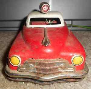 1950s Remote Control Fire Chief car Regina Regina Area image 2