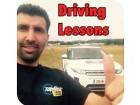 Automatic Driving Lessons - MnM Driving School