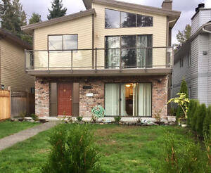 Lower Capilano Pemberton area 5 bed 3 bath 2 kitchen home Reno