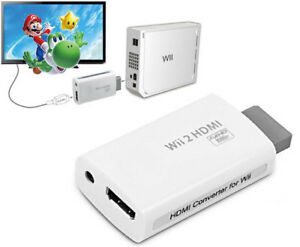 Wii HDMI Adapter Converter