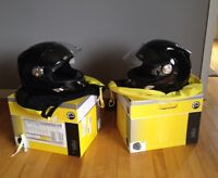 Can-Am GSX-2 Helmet(s) with retractable sunvisor