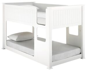 Domayne King single bunk bed, 6 draw dresser and wall unit Glenhaven The Hills District Preview